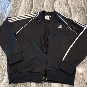 Men's Adidas Track Jacket sz L